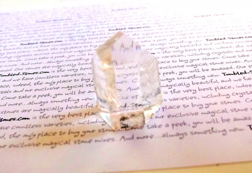 brazilian quartz crystal generator
