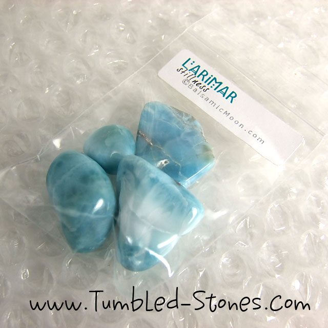 larimar tumbled stonesq