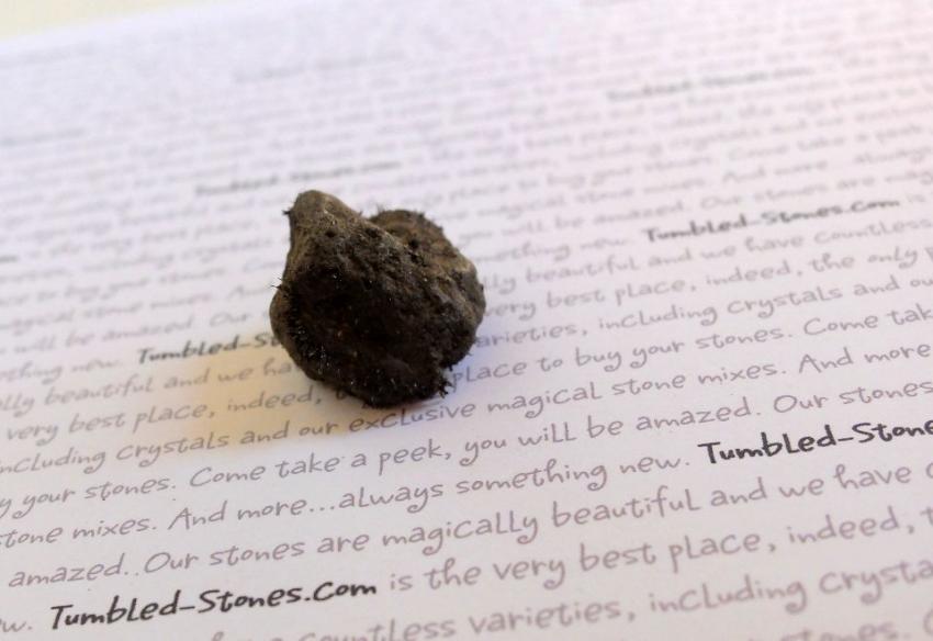 lodestone tumbled stones