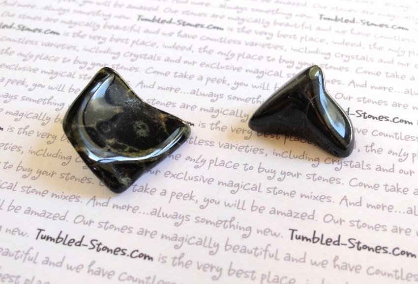 nebula tumbled stones