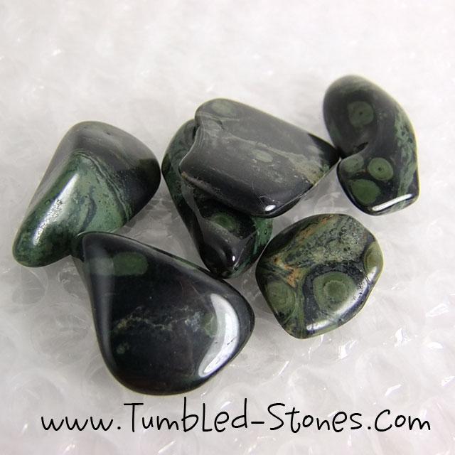 nebula stone tumbled stones